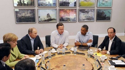 G8 agenda setting