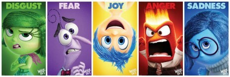 Pixar emotions