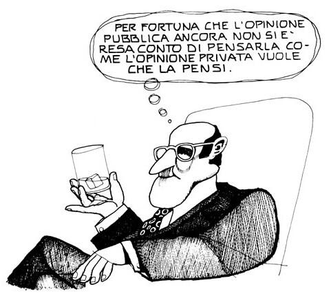 opinione pubblica / privata